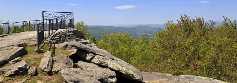mountain view point