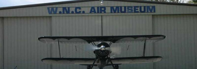 airplane and hanger