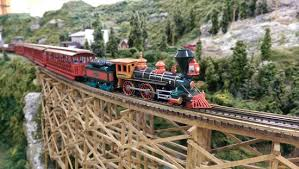 Hendersonville Model Railroad