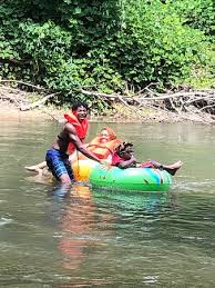 Tubing on the Green River