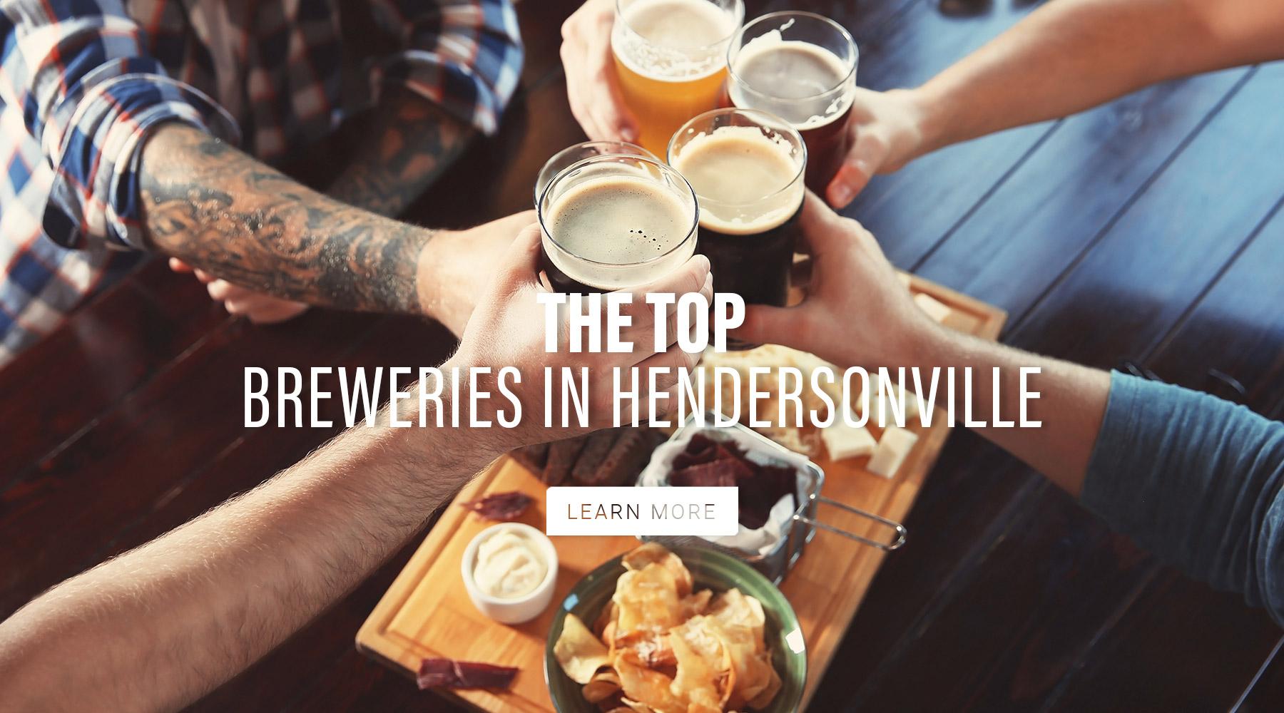 Hendersonville-Top-Breweries