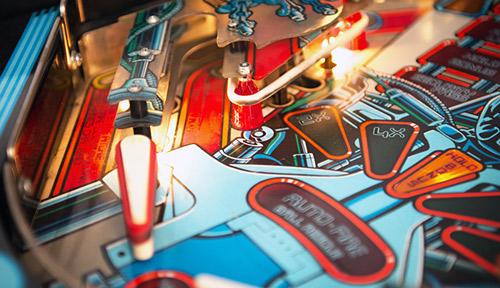The Appalachian Pinball Museum